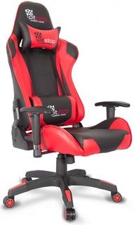 Игровое кресло College CLG-801LXH (красный)