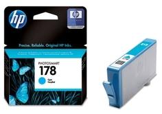 Картридж для принтера HP 178 CB318HE (голубой)