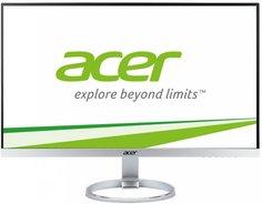 Монитор Acer H277Hsmidx (серебристо-черный)