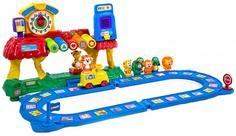 Развивающая игрушка VTECH Обучающая железная дорога