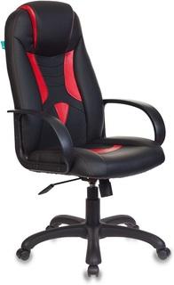 Игровое кресло Бюрократ VIKING-8 (черный, красный)