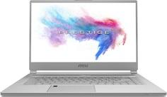 Ноутбук MSI P65 8SE-272RU Creator (серебристый)