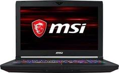 Ноутбук MSI GT63 8SF-031RU Titan (черный)