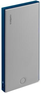 Портативное зарядное устройство ROMBICA NEO NS100B 10000 мАч (синий)