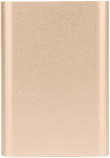 Внешний аккумулятор ROMBICA NEO AZ120G Quick (золотистый)