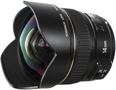 Объектив Yongnuo 14mm F2.8 для Nikon