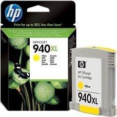 Картридж для принтера HP 940XL C4909AE (желтый)