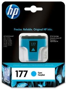 Картридж для принтера HP 177 C8771HE (голубой)