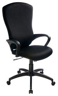 Кресло руководителя Бюрократ CH-818AXSN (черный)