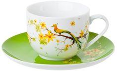 Чайный набор Domenik Paradise Bird , 250 мл (12 предметов)