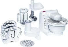 Кухонный комбайн Bosch MUM 4657 (белый)