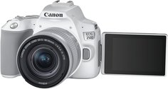 Цифровой фотоаппарат Canon EOS 250D 18-55IS STM (белый)