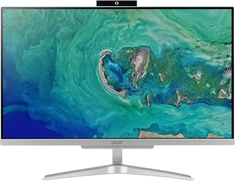 Моноблок Acer Aspire C24-865 DQ.BBTER.005 (серебристый)