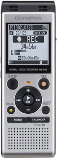 Диктофон Olympus WS-852 (серебристый)