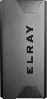Внешний аккумулятор Elray PB10H 10000 мАч (серый)