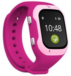 Умные часы Кнопка Жизни K917 (розовый)