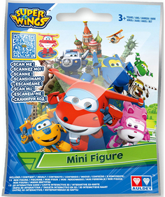 Фигурка Super Wings Мини 26 шт в дисплее