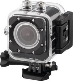 Экшн-камера Ginzzu FX-130GL (черный)