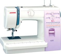 Швейная машинка JANOME 423S (белый)