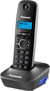 Радиотелефон Panasonic KX-TG1611 (серый)