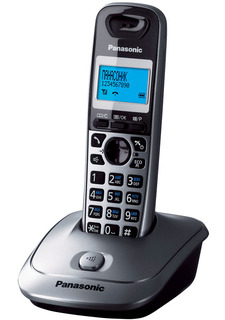 Радиотелефон Panasonic KX-TG2511 (серый металлик)