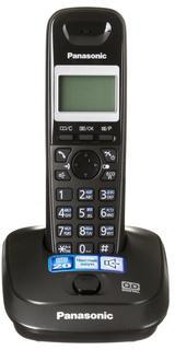 Радиотелефон Panasonic KX-TG2521 (черный)