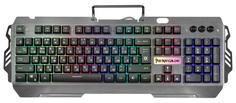 Клавиатура Defender Renegade GK-640DL (серый)