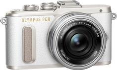 Фотоаппарат со сменной оптикой Olympus PEN E-PL8 Kit 14-42mm EZ (белый)