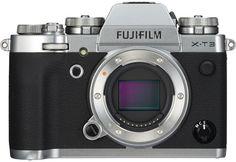 Цифровой фотоаппарат Fujifilm X-T3 Body (серебристый)