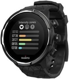 Спортивные часы Suunto 9 Baro Titanium SS050145000 (серый)