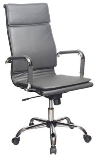 Кресло руководителя Бюрократ CH-993 (серый)