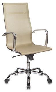 Кресло руководителя Бюрократ CH-993 (золотистый)