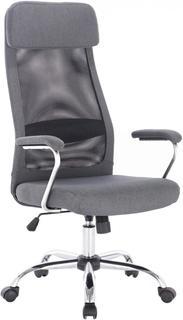 Кресло руководителя BRABIX Flight EX-540 (серый)