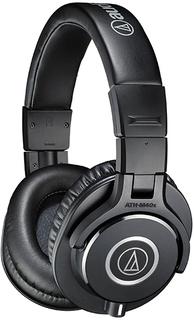 Наушники Audio-Technica ATH-M40X (черный)