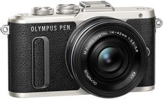 Фотоаппарат со сменной оптикой Olympus PEN E-PL8 Kit 14-42mm EZ (черный)