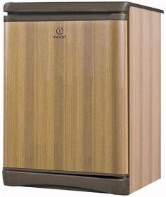 Холодильник Indesit TT 85 T (коричневый)