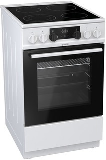 Электрическая плита Gorenje EC5341WC (белый)