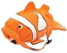 Рюкзак Trunki для бассейна и пляжа Рыба-клоун (оранжевый)