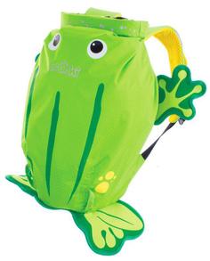 Рюкзак Trunki для бассейна и пляжа Лягушка (салатовый)