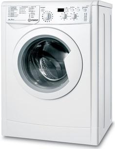 Стиральная машина Indesit IWSD 6105 B (белый)