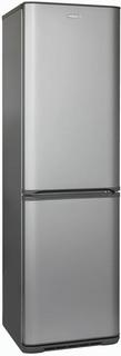Холодильник Бирюса М380NF (металлик)