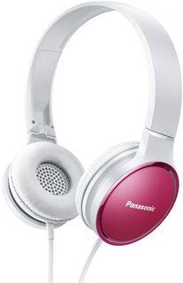Наушники Panasonic RP-HF300GC (розовый)