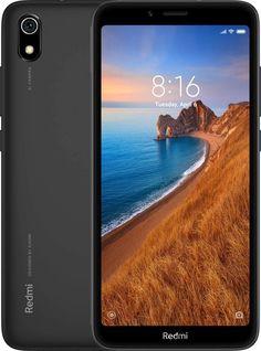 Мобильный телефон Xiaomi Redmi 7A 2/16GB (матовый черный)
