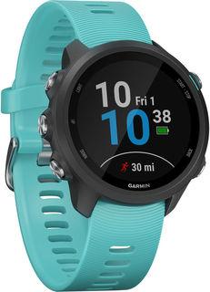 Спортивные часы Garmin Forerunner 245 Music (аквамарин)