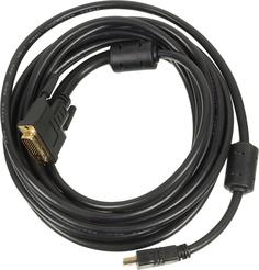Кабель Ningbo DVI-D (m) - HDMI (m) 5м