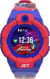 Детские умные часы JET KID Optimus Prime