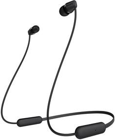 Наушники Sony WI-C200 (черный)