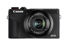 Цифровой фотоаппарат Canon PowerShot G7 X Mark III (черный)