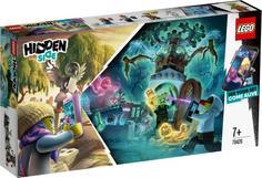 Игрушка Lego Hidden Side Загадка старого кладбища (разноцветный)