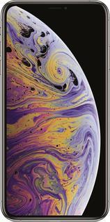 Мобильный телефон Apple iPhone XS Max 64GB (серебряный)